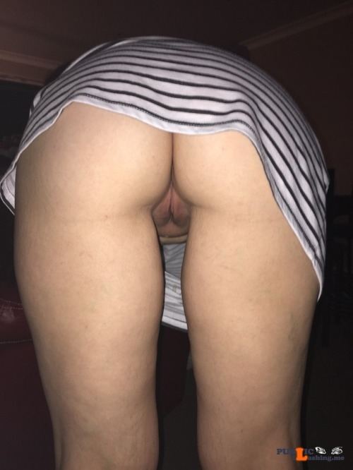 No panties realstagandvixen: Could you just pick that up for me… pantiesless