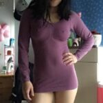 No panties lbfm-naughty: Perfect winter dress. pantiesless