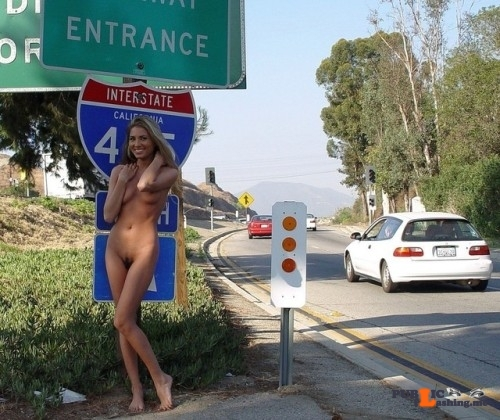 Public Flashing Photo Feed : Exhibitionism and Public Nudity pics naked flashing exhibitionists Public nudity photo nakedenfcaptions:After being thrown of of her friends car naked,…