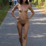Public nudity photo nakedenfcaptions:A scream could be heard across town as Katie…