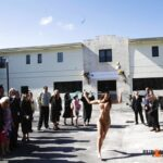 Public nudity photo nakedenfcaptions:Lois learned that it could be both exiting and…