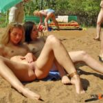 Public nudity photo groupofnakedgirls:Want to see more groups of naked girls? Follow…